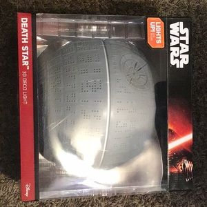 Disney Death Star 3D light